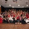 Fantastiskt härlig kväll med många glada dansare!! Julfest/Linedanceavslutning HT-12