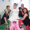 Den snygga avslutningsposén av Proud Mary på Pians bröllop :oD maj-12width=